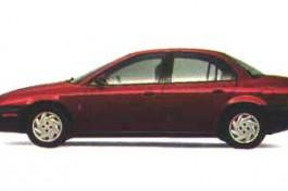 1997 Saturn SL