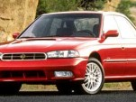 1997 Subaru Legacy Sedan GT