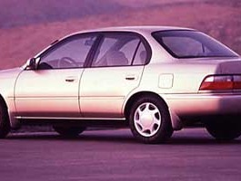 1997 Toyota Corolla DX