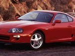 1997 Toyota Supra 