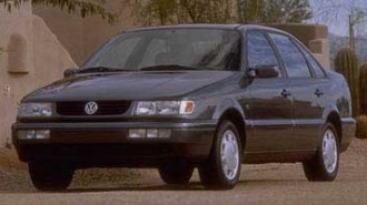 1997 Volkswagen Passat TDI
