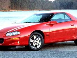 1998 Chevrolet Camaro Z28
