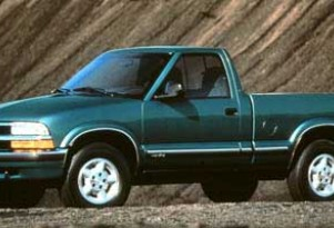 1998 Chevrolet S-10: The Right Spark