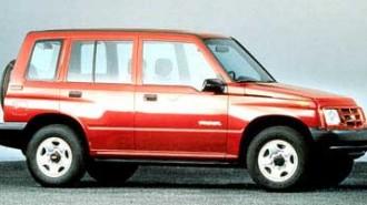 1998 Chevrolet Tracker