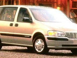 1998 Chevrolet Venture 