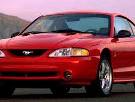 1998 Ford Mustang SVT Cobra
