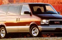 1998 GMC Safari Passenger