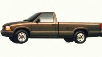 1998 GMC Sonoma SLS