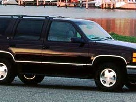 1998 GMC Yukon 