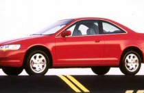 1998 Honda Accord Cpe EX