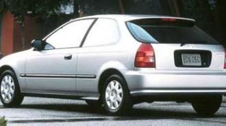 1998 Honda Civic CX