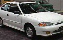 1998 Hyundai Accent Gsi
