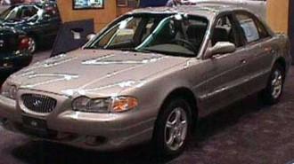 1998 Hyundai Sonata GLS