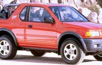 1998 Isuzu Amigo
