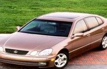 1998 Lexus GS 300 Luxury Perform Sdn