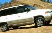 1998 Mazda MPV LX