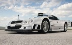 Uber-Rare 1998 Mercedes-Benz CLK GTR Fetches $1.1 Million: Video