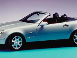 1998 Mercedes Benz SLK Class 