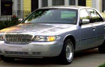 1998 Mercury Grand Marquis GS