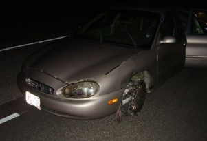 Drunken Mom Runs From Cops At 100 MPH--With Kids In The Car