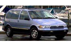 1998 Mercury Villager Wgn LS