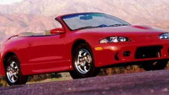 1998 Mitsubishi Eclipse GS