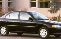 1998 Mitsubishi Mirage LS