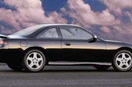 1998 Nissan 240SX LE