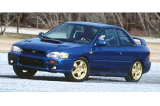 1998 Subaru Impreza Coupe RS