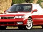 1998 Subaru Legacy Sedan L