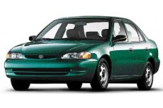 1998 Toyota Corolla VE