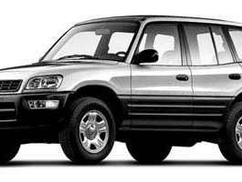 1998 Toyota RAV4 