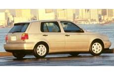 1998 Volkswagen Golf Wolfsburg
