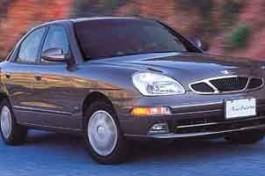 1999 Daewoo Nubira SX