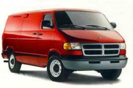 1999 Dodge Ram Van 