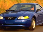 1999 Ford Mustang: A Squeamish Soft of Fellow
