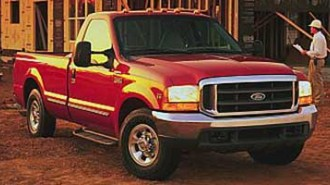 1999 Ford Super Duty F-250 XLT