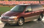 1998-2003 Ford Windstar Minivans Recalled For Rust Issue
