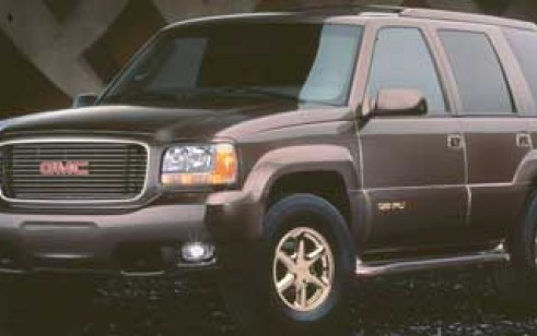 1999 gmc denali vs toyota land cruiser cadillac escalade. Black Bedroom Furniture Sets. Home Design Ideas