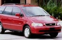 1999 Isuzu Oasis S