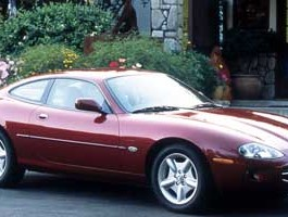 1999 Jaguar XK8 