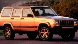 1999 Jeep Cherokee SE