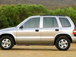 1999 Kia Sportage 