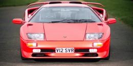 1999 Lamborghini Diablo SV (last Lamborghini before VW takeover)
