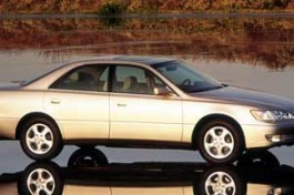 1999 Lexus ES 300 Luxury Sport Sdn 