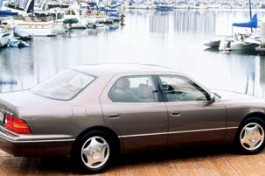 1999 Lexus LS 400 Luxury Sdn 