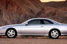 1999 Lexus SC 300 Luxury Sport Cpe 