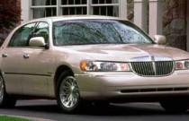 1999 Lincoln Town Car Executive