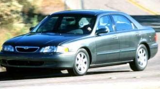 1999 Mazda 626 LX
