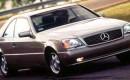1999 Mercedes Benz CL Class